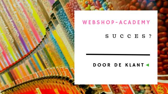 succes webwinkel