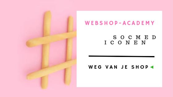 social media webshop