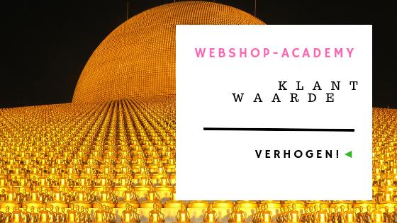 webshop marketing klant
