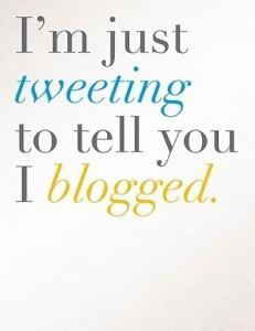 tweetblog