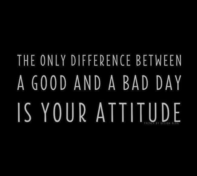 dankbaarheid attitude