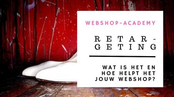 retargeting webwinkel