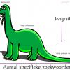 longtail zoekwoorden webshop