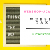 Webshop marketing uitbesteden