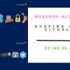 hosting webshop
